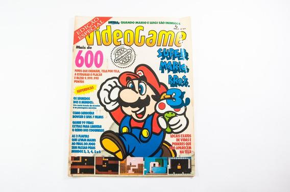 Revista Videogame, Edição Especial, Ano 1, N. 8 A, 1991