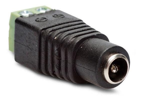 Conector Plug Hembra 12v