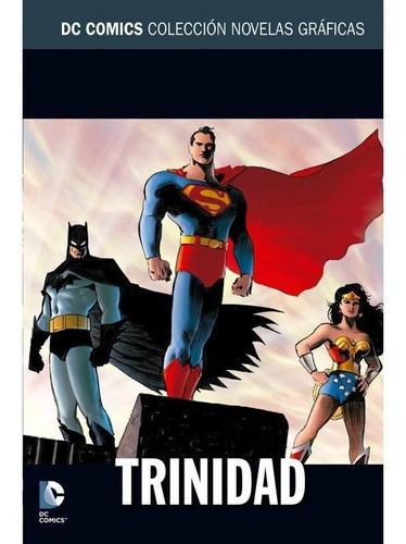 Coleccion Novelas Graficas No.25:trinidad  Tapa Dura