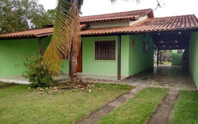 Ótima Casaem Itaipuaçu, Com 400m2 De Terreno, Excelente Localização.