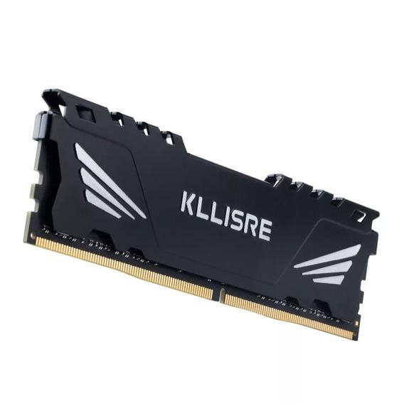 Memória Kllisre Ddr3 8 Gb 1600 Mhz