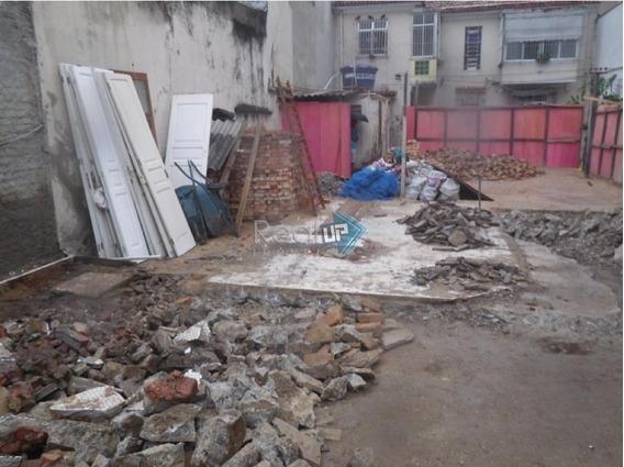 Ótimo Terreno Em Chão Batido Em Botafogo! - 16831