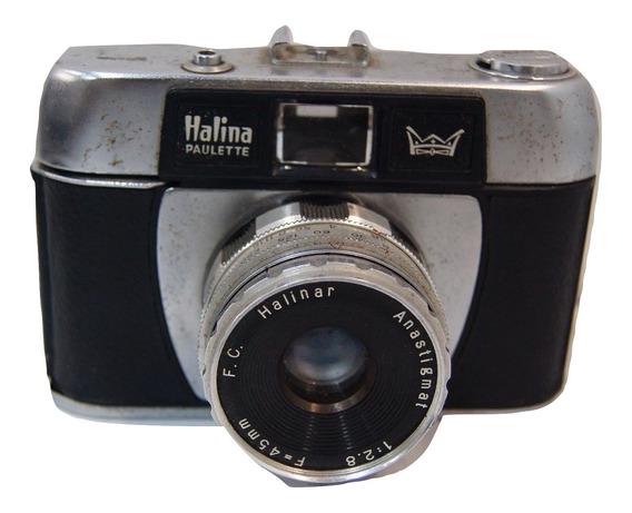 Câmera Analógica Halina Paulette (decoração )