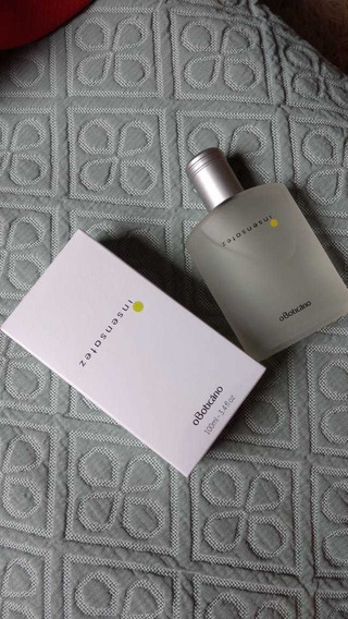 Perfume Oboticario Sem Uso