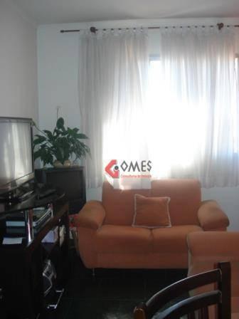 Apartamento  Residencial À Venda, Jardim Do Mar, São Bernardo Do Campo. - Ap0657