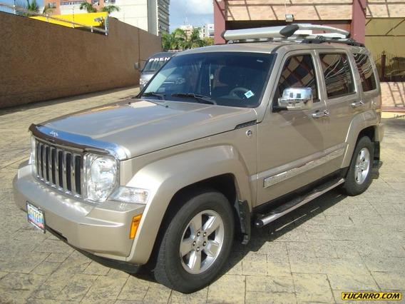 Jeep Cherokee Liberty 4x4 - Automática