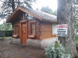 Espectacular Cabaña De Tronco
