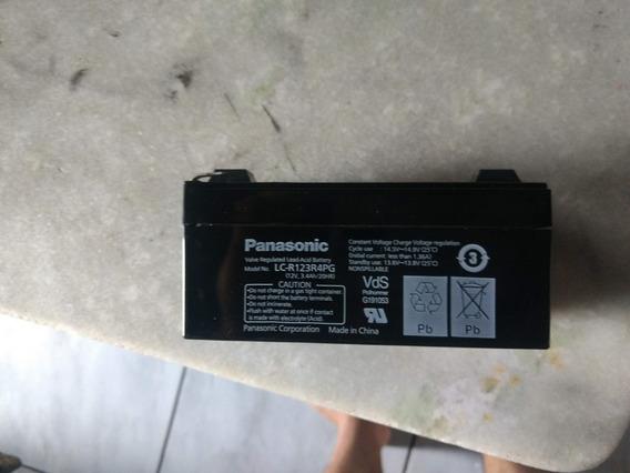 Bateria Panasonic 12v 3,4ah