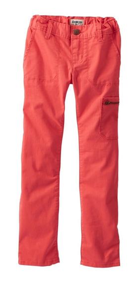 Pantalon Oshkosh Modelo De Nena.
