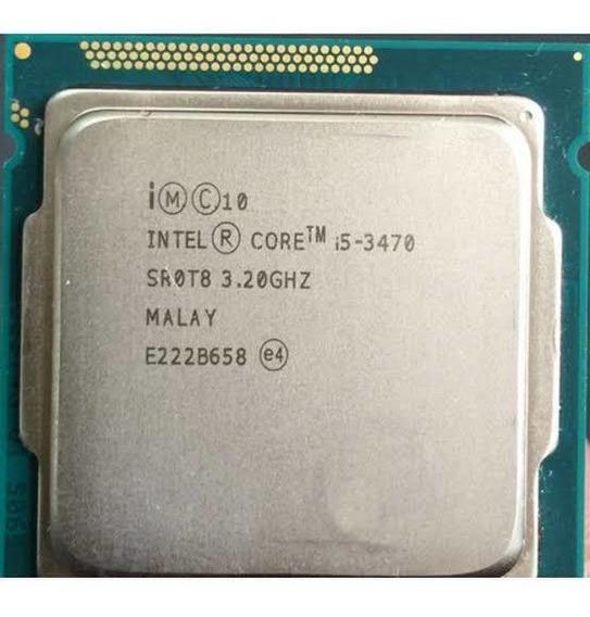 Processador Intel Core I5 3470 - 1155