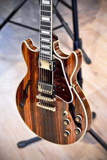 Guitarra Eléctrica Ibanez Artcore Expressionist Zebra Nat