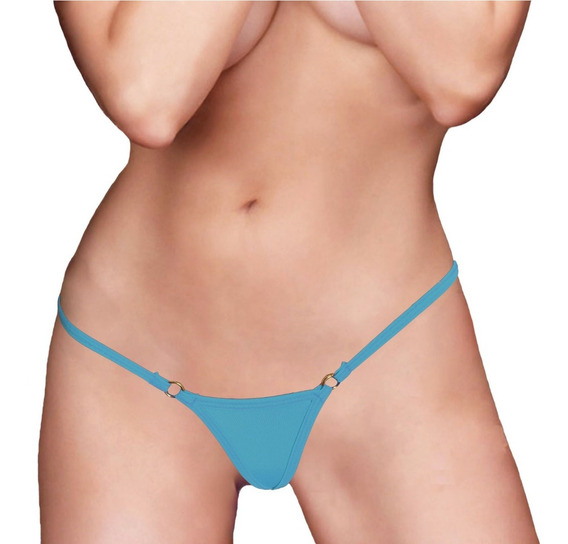 Tanga Brasileña Mini 7 Cms. Sexys De Calidad¡¡¡