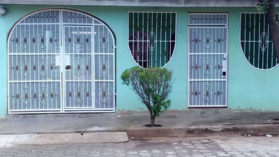 Alquilo Casa En Barrio Larreynaga