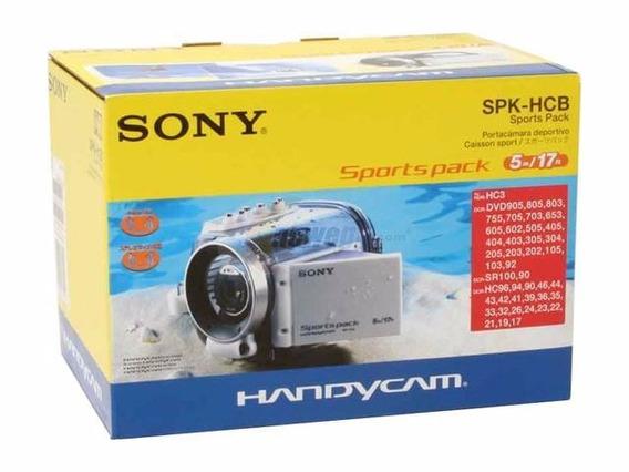 Caixa Estanque Para Filmagens Subaquática - Sony Spk-hcb