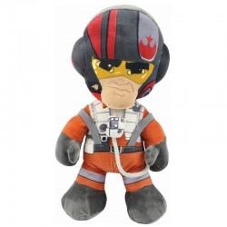Pelúcia Star Wars 10 Polegadas - Poe Dameron
