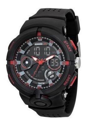 Relógio Speedo Masculino Preto Esportivo 81158g0evnp2 - Nfe