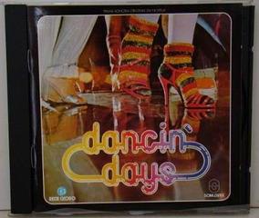 Cd Original Novela Dancin Days Nacional