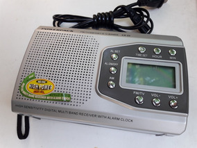 Radio Am,fm,sw,tv 12 Faixas Powerpack Cx-23