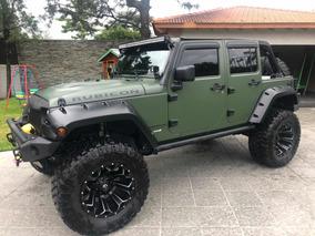 Jeep Wrangler 3.6 Rubicon 284hp Atx 2013