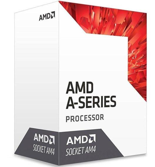 Processador Amd A10 9700 Bristol Am4 Radeon R7 65w 3.5 Ghz