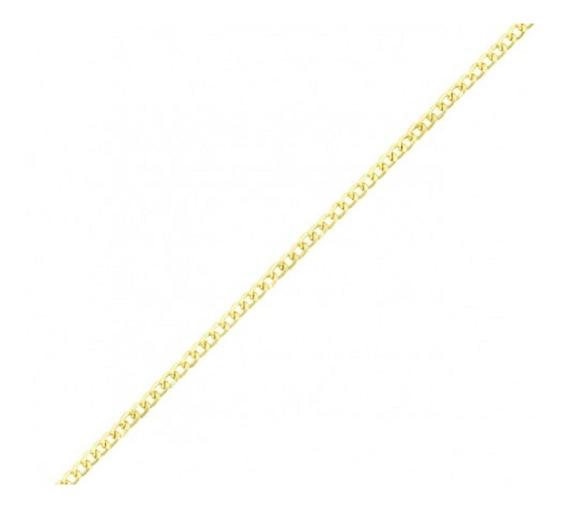 Pulseira Masculina Grume 1,8 Grs Ouro 18k Jsp2312