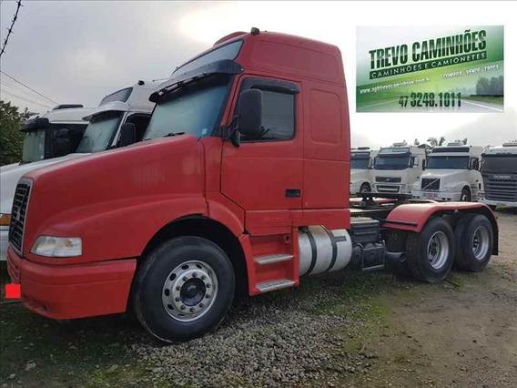 Volvo Nh380 6x2 Teto Alto Ano 2000