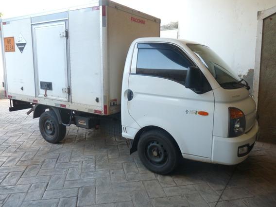 Hyundai / Hr 2.5 Diesel Crdi Longo + Baú + Único Dono