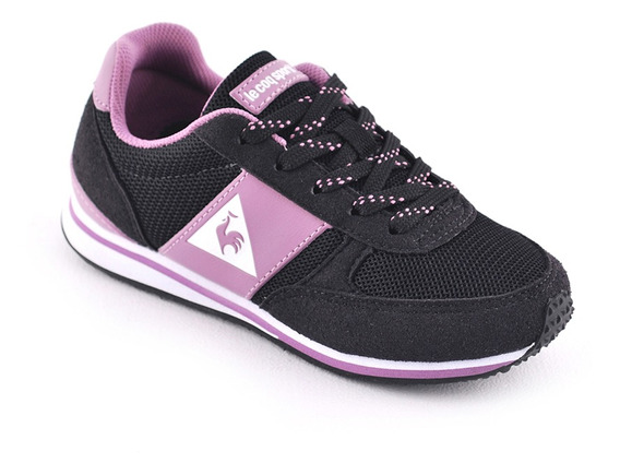 Zapatilla Kl Runner Ps Black P Le Coq Sportif Niño