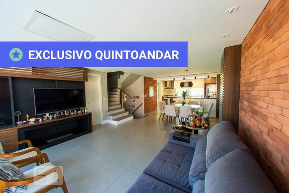 Casa Mobiliada Com 3 Dormitórios E 2 Garagens - Id: 892973090 - 273090