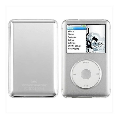 Capa Case iPod Classic 80/120/160 7th Geração