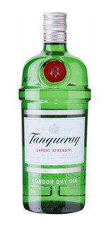 Gin Tanqueray 750ml Botella London Dry Destilado 4 Veces