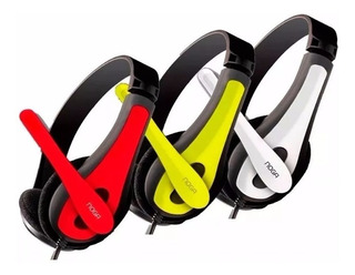 Auricular C/ Mic Noganet Voice Ngv 400 Vincha Mic 180º Ciber
