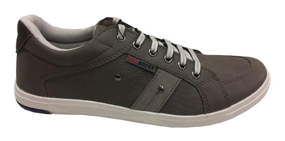 Tenis Sapatenis Masculino Ped Shoes 9199-e Original 19199