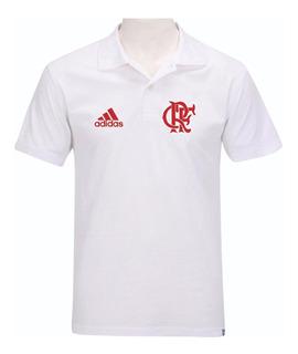 Camisa Gola Polo Flamengo Rubro Negro Bordada Promoção