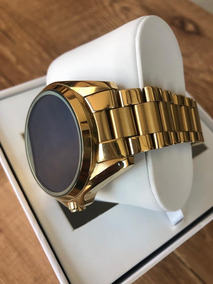 Relógio Michael Kors Access Smartwatch Mkt5001 Gold