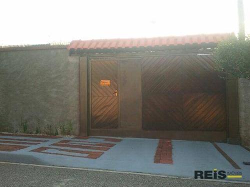 Casa Com 2 Dormitórios À Venda, 140 M² Por R$ 375.000,00 - Wanel Ville - Sorocaba/sp - Ca0250