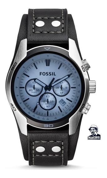 Reloj Fossil Coachman Ch2564 En Stock Original Garantía Caja