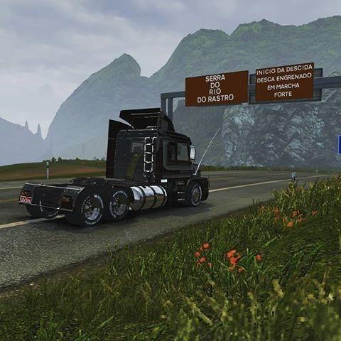 Euro Truck Simulator 2 + Mapa Brasileiro Exclusivo
