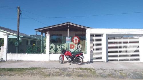 Casa À Venda, 126 M² Por R$ 145.000,00 - Golfinho - Balneário Arroio Do Silva/sc - Ca1994