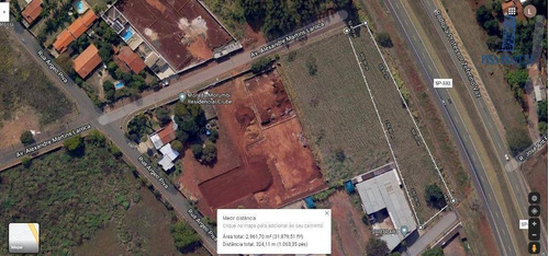 Área Para Alugar, 3330 M² - Morumbi - Paulínia/sp - Ar0096