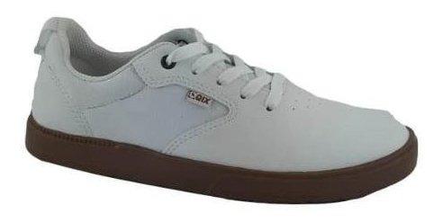 Tenis Masculino Qix 115001 Branco