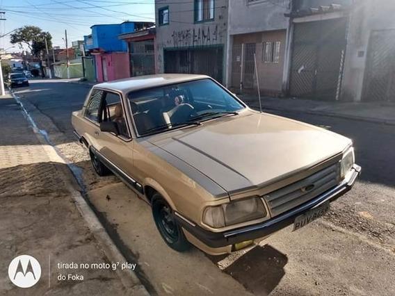 Ford Del Rey Gl 1.6 Álcool (cht) Ano 87/88