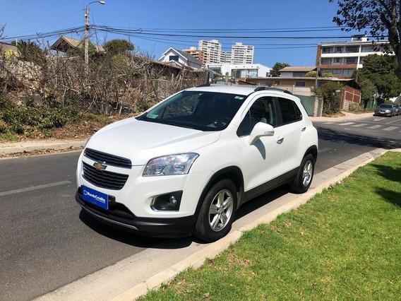 Chevrolet Tracker 1.8 Lt Aut Awd 2016