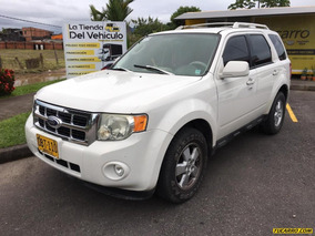 Ford Escape Xlt At 3000cc 4x4