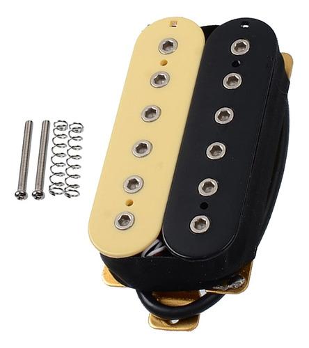 Imagen 1 de 8 de 1 Set Humbucker De Guitarra Eléctrica Piezas De Repuestos