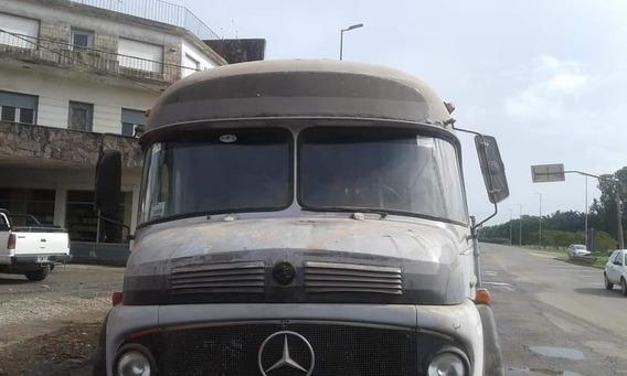 Colectivo Mercedes 1112 Mod 68. Mecanica 1114 Turbo Mod 74
