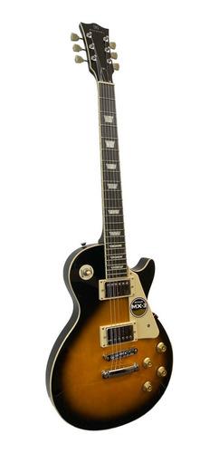 Imagem 1 de 4 de Guitarra Michael Les Paul Gm750n Vs