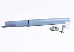 Sistema Push Open De Embutir Gris (100 Unidades)