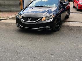 Honda Civic Ex 2013 Recien Importado