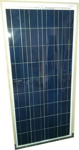 Imagen 1 de 2 de Panel Solar 160w Luxen Profesional Clase A